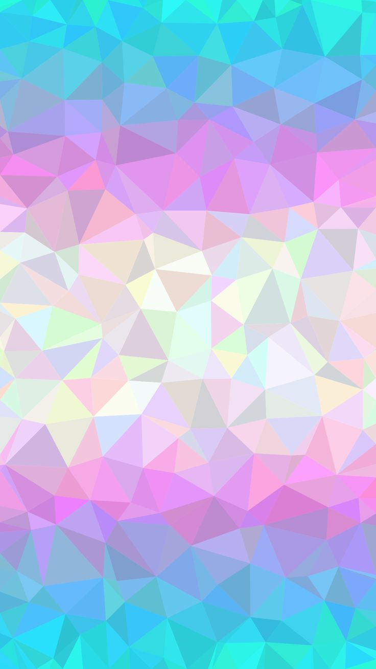 pastel colors geometrical pattern