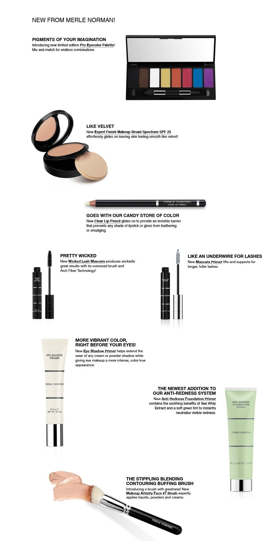 Merle Norman New Makeup Products Merle norman makeup