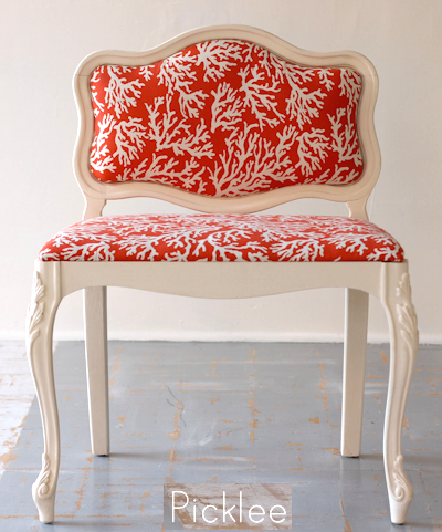 Inspiration For Upholstered Chairs With Coastal Theme