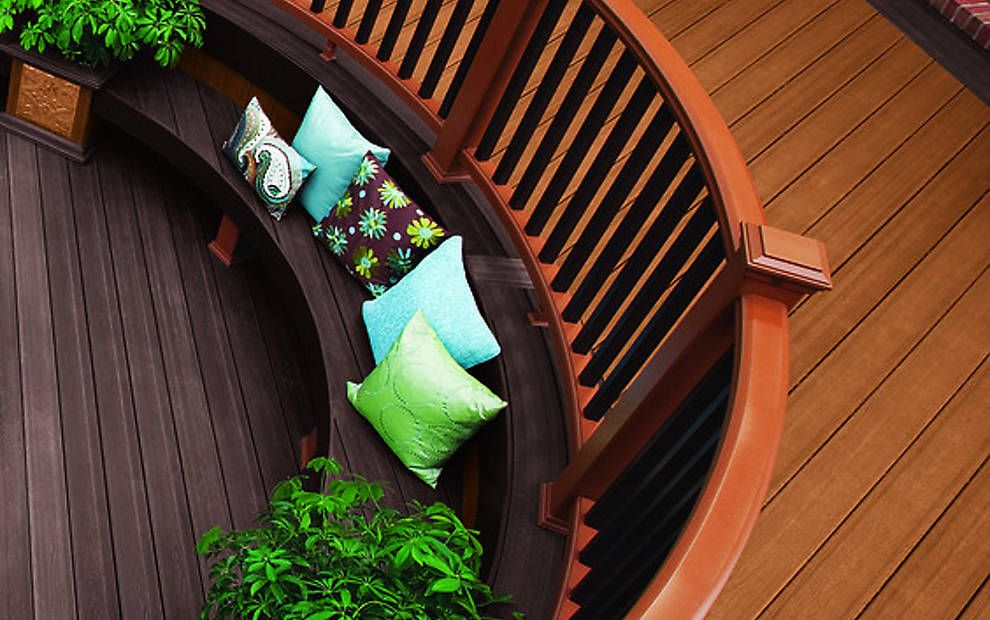 Best Trex Transcend® Composite Decking And Railing Trex Trex 400 x 300