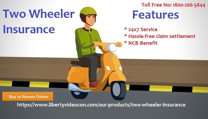 Two Wheeler Insurance Buy Renew Bike Insurance Policy Online