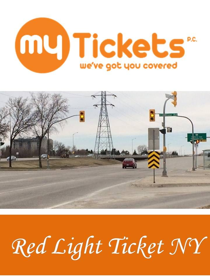 If You Faced A Red Light Ticket NY, Then Contact My Tickets NYC To Consult