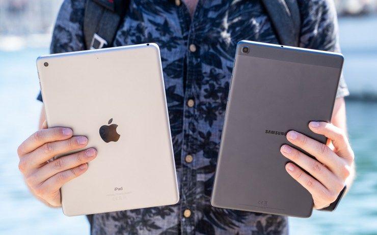 Vergleich Apple Ipad Vs Samsung Galaxy Tab A 10 1 2019 Solltet Ihr Lieber Zum Samsung Galaxy Tab A 10 1 2019 Oder Zum Samsung Tabs Pc Store Laptop Computers