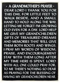 A Grandmothers prayer...Love those little hands and feet!