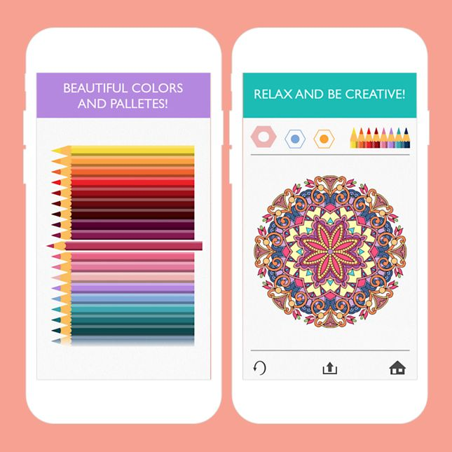 5 Best Apps of the Week: A Coloring App for Adults + More! | Free ...