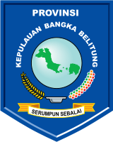 Logo Lambang 33 Provinsi Di Indonesia Belitung Kepulauan Pulau Bangka