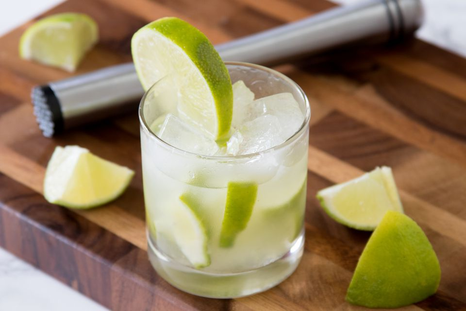 Rock The Cachaca In The One And Only Caipirinha Recipe Caipirinha Recipe Caipirinha Caipirinha Cocktail