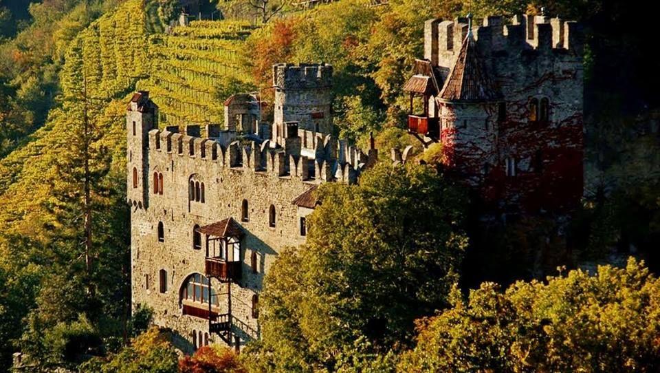 Castillo Fontana(Italia)