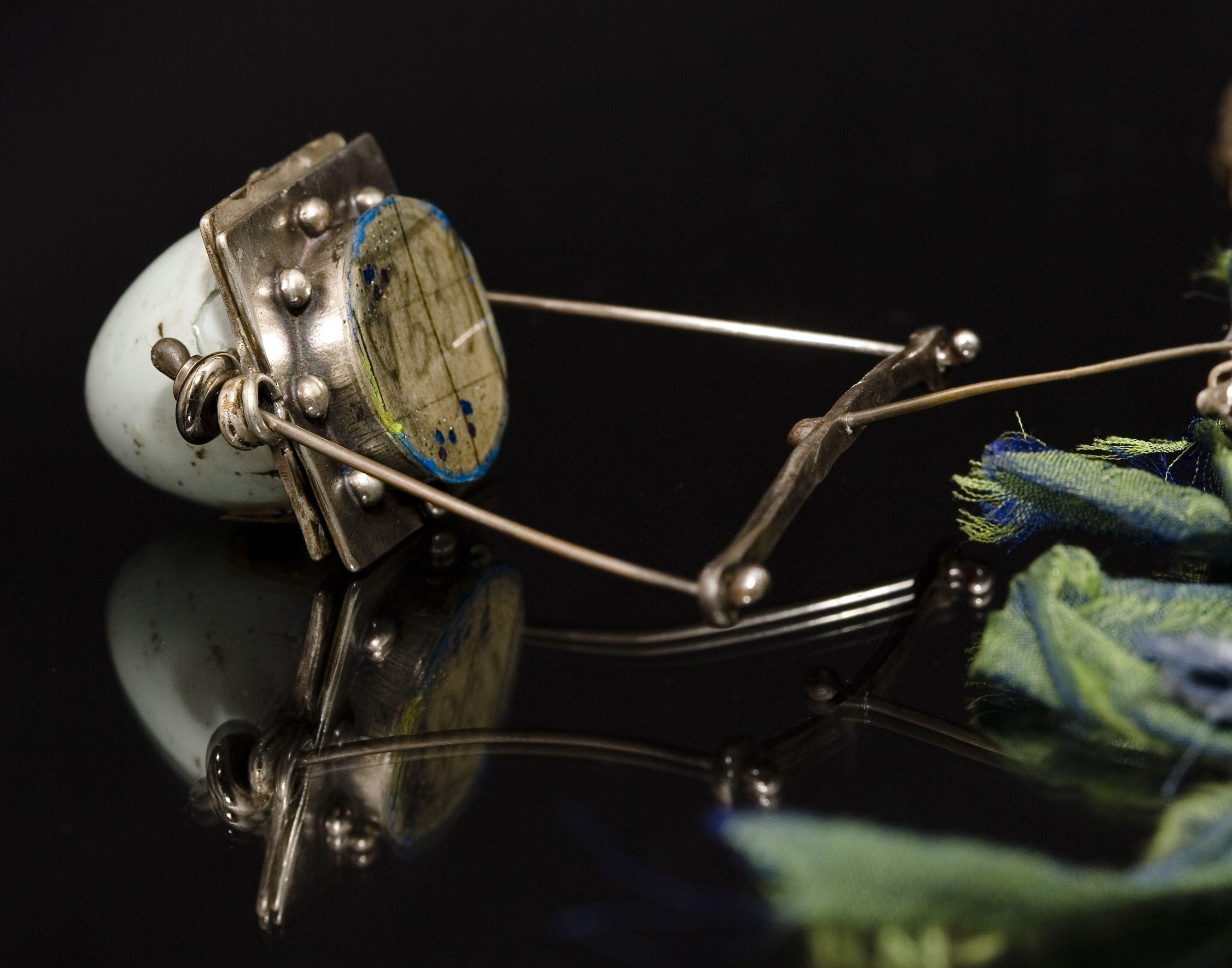 Ice Resin Jewelry by Susan Lenart Kazmer
