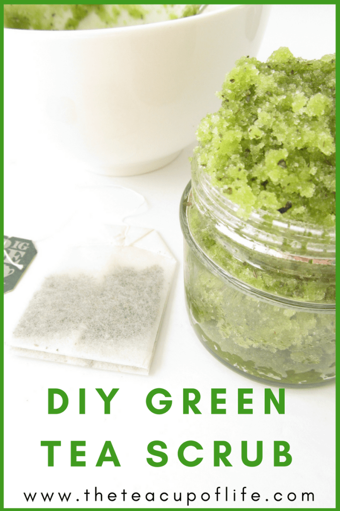 This DIY green tea body scrub leaves the skin incredibly silky and makes it feel like a spa day at home. All it requires is coconut oil, sugar and two different green teas. Follow this blog how-to that also includes a video tutorial to make your own!