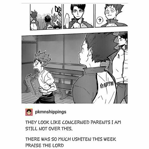 Photo of Concerned what? It's more like alert and shock that someone like Hinata been lim…