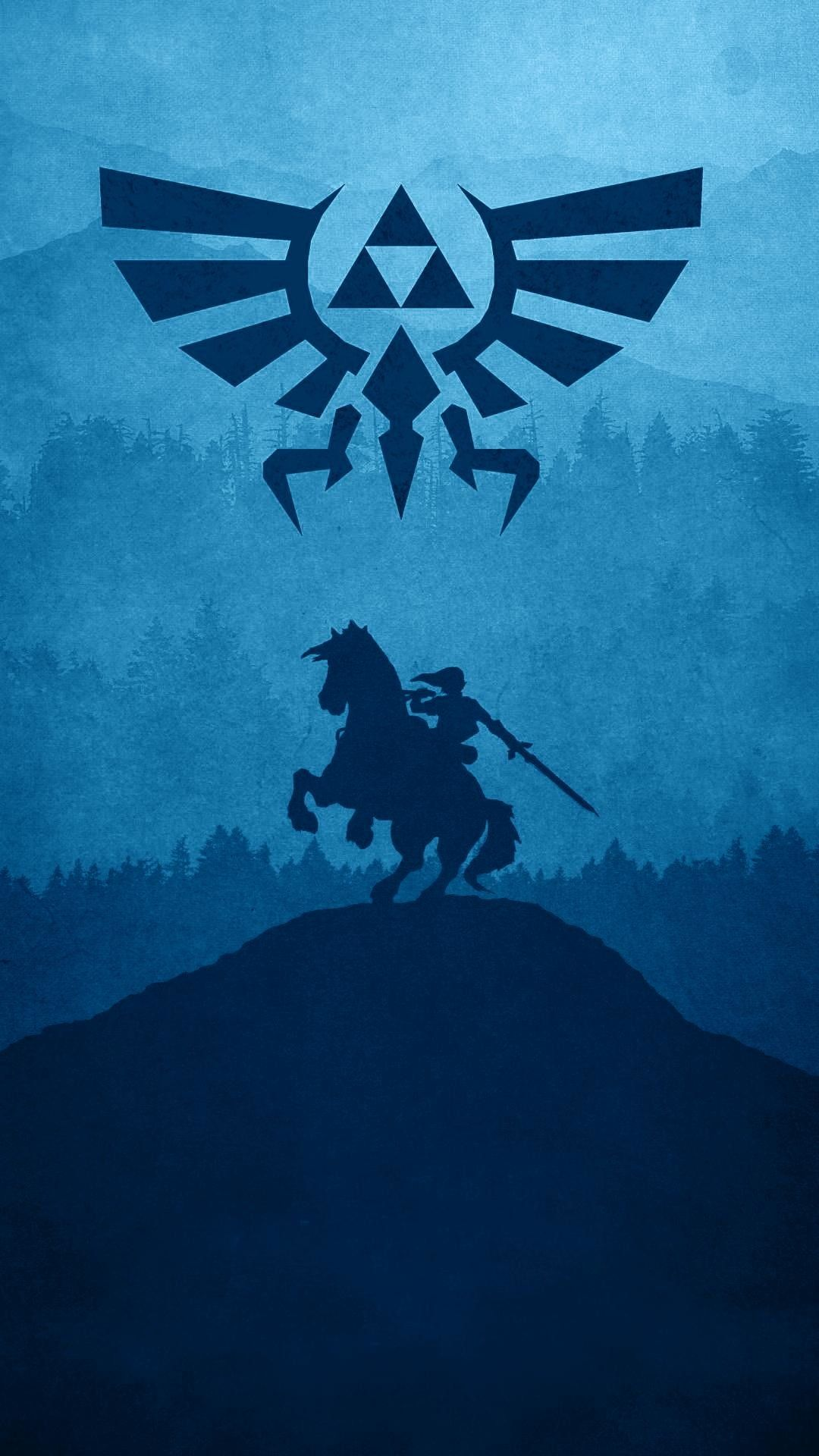 1080x1920 IPhone The legend of zelda Wallpapers HD Desktop