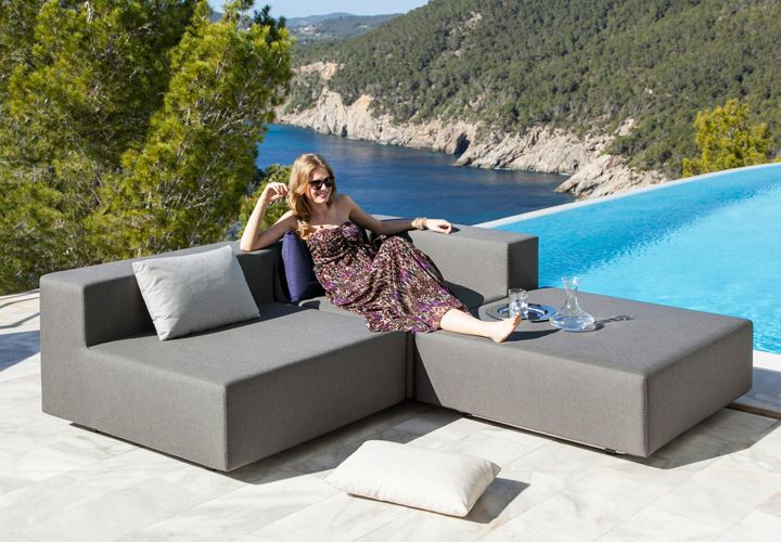 Create your outdoor space with April Furniture
