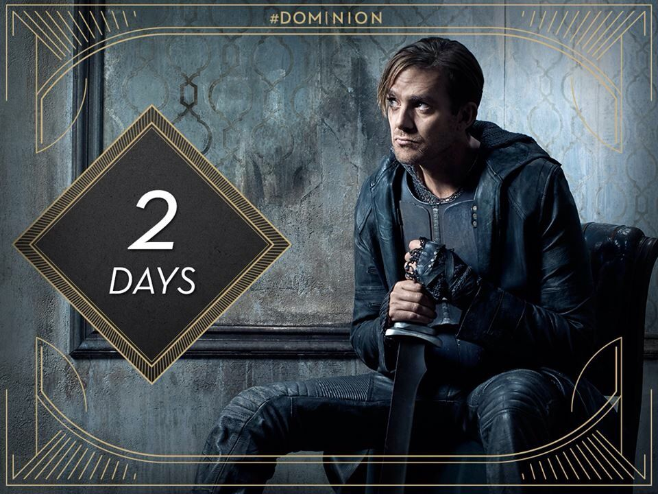 Gabriel will unleash more Hell! #Dominion