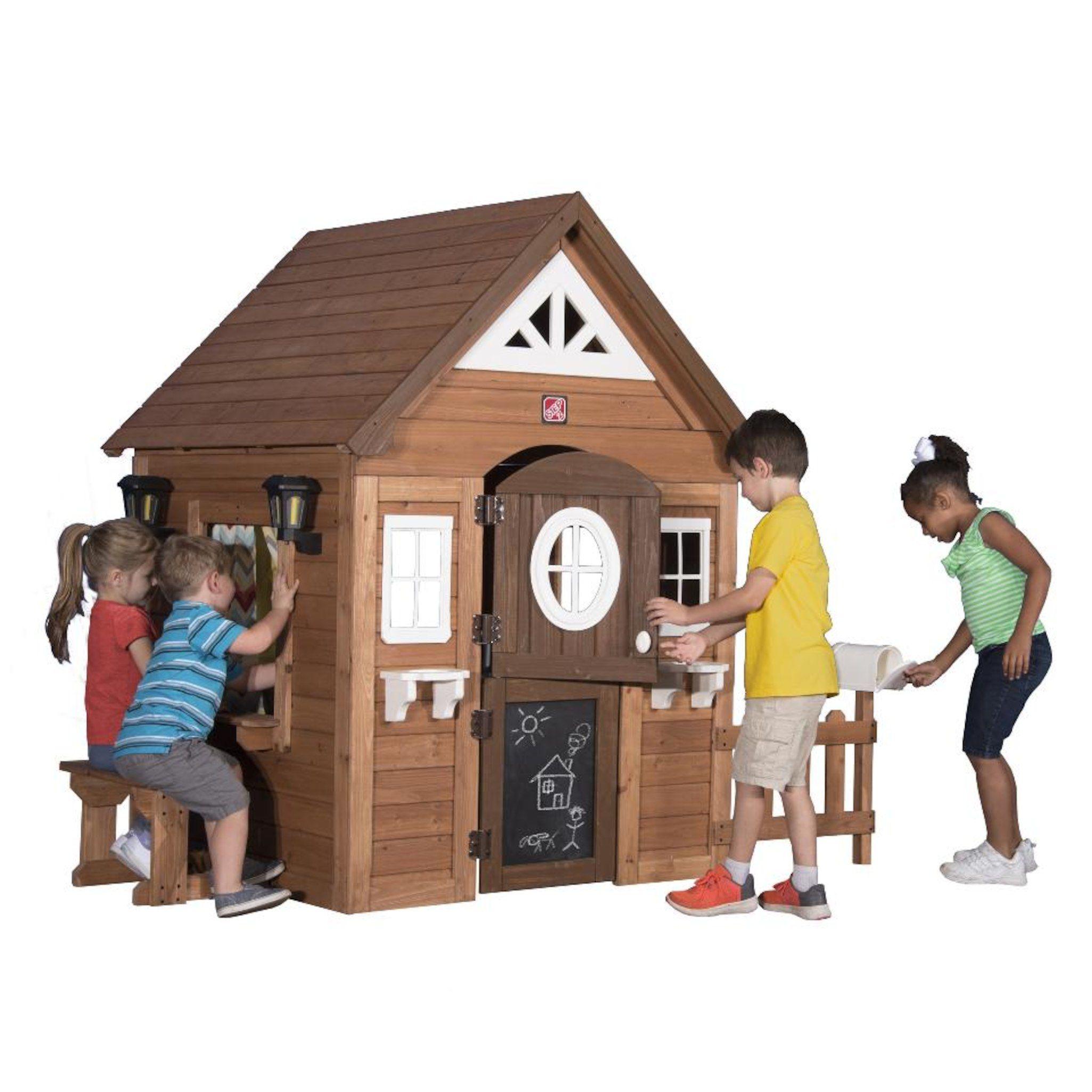 Step2 Sunny Ridge Playhouse | Yard | Pinterest | Playhouses, Cedar ...