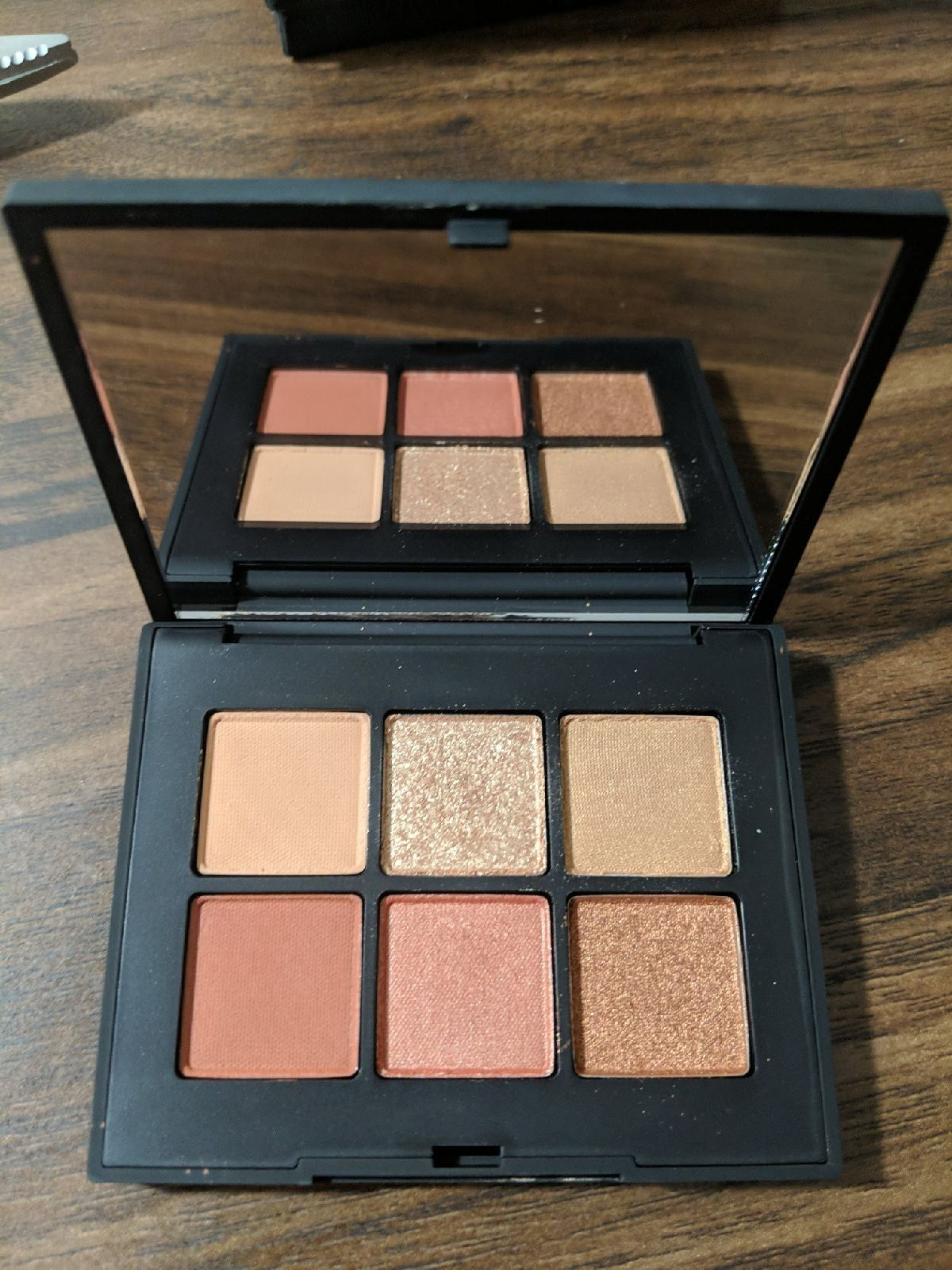 Nars Nectar Mini Eyeshadow Palette Used Twice Nars Eyeshadow Palette Eyeshadow Palette Eyeshadow