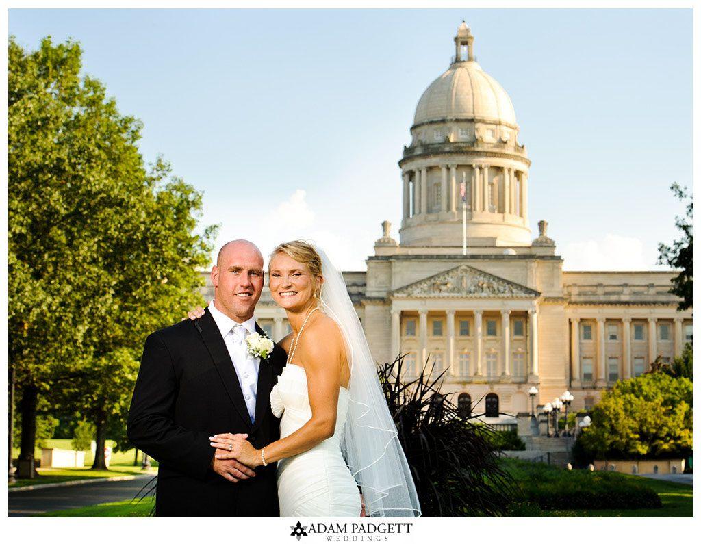 Frankfort Wedding Capitol Kentucky Wedding Wedding Photographers Wedding