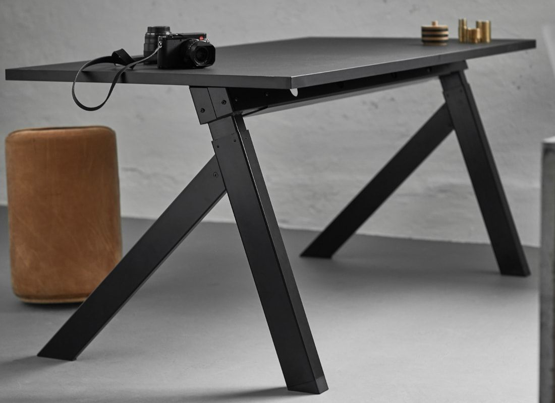 K2 Table Height Adjustable Table With An Elegant Expression