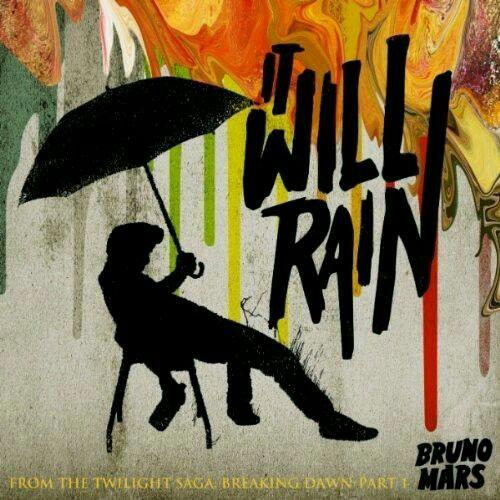 Bruno Mars: I will rain (CD Single) - 2011. | Music :) | Pinterest ...