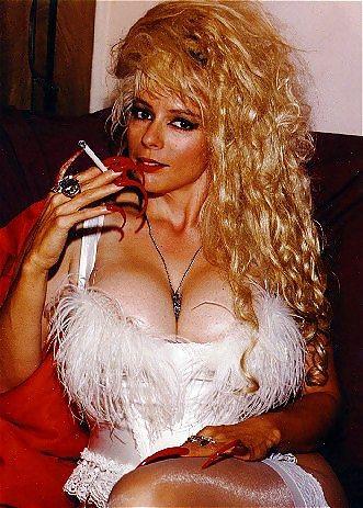 Smoking fetish pagan goddess