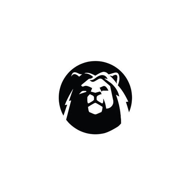 Lion Mark by @shmart_studio - LEARN LOGO DESIGN  @learnlogodesign @learnlogodesign - Want to be featured next? Follow us and tag #logoinspirations in your post