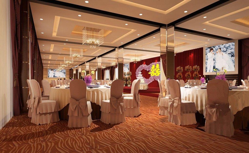 Fresh Modern Banquet Hall