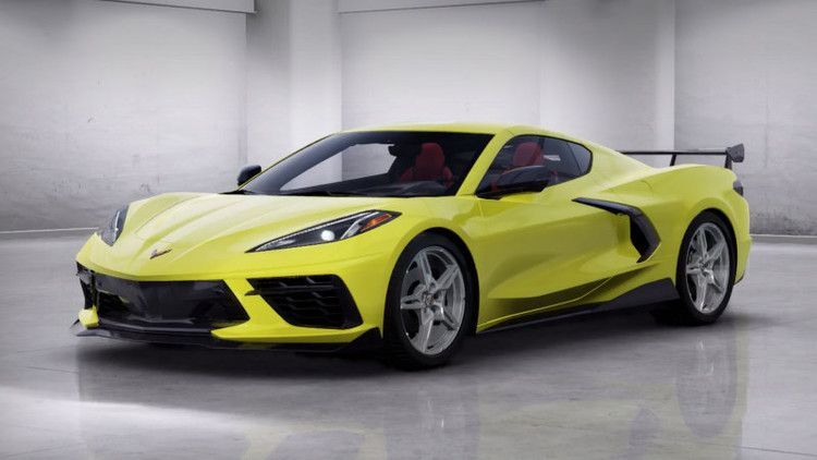 2020 Chevy Corvette Stingray Configurator Onthult Tal Van Manieren Om Aan Te Passen 2020 Aan In 2020 Corvette Stingray Chevy Corvette Chevrolet Corvette Stingray
