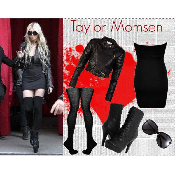 Taylor Momsen Rock N 39 Roll Fashion And Style By Xokrissy Mariexo On Polyvore Featuring
