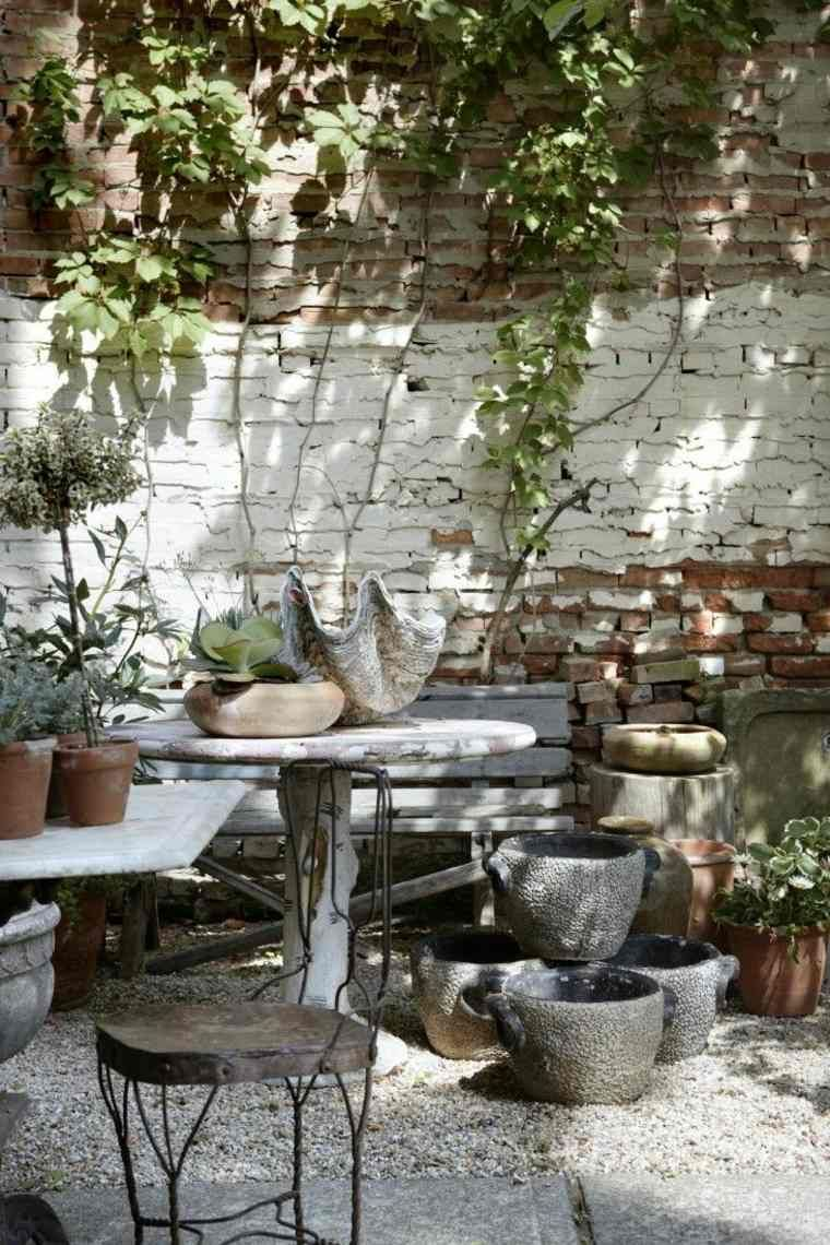 Am nagement jardin shabby chic en 46 id es pour le printemps for Amenagement decoration jardin