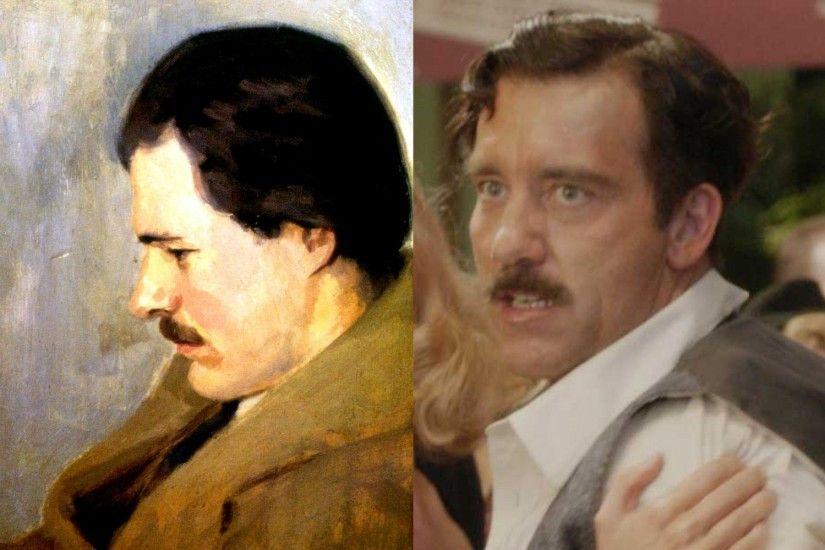 Los biopics o películas biográficas es un fenómeno en alza. Uno de los que está despertando gran expectación es Hemingway & Gellhorn, en el que Ernest Hemingway (i) es interpretado por Clive Owen (d).