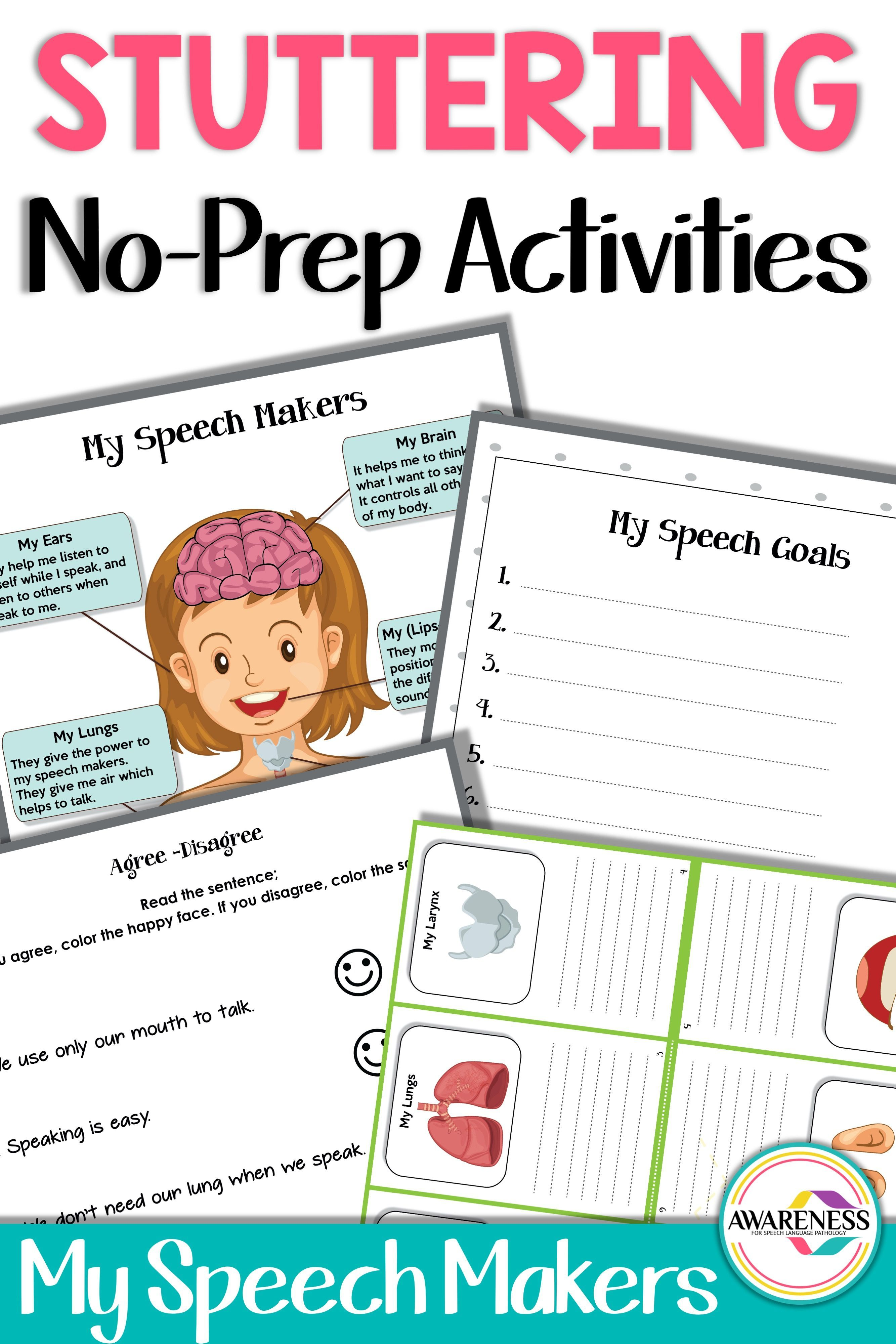 Stuttering Therapy Activities Worksheets For Stuttering Therapy Stuttering Therapy Activities Stuttering Therapy Language Therapy Activities [ 4000 x 2667 Pixel ]