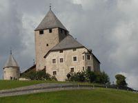 Castel Tor in Val Badia