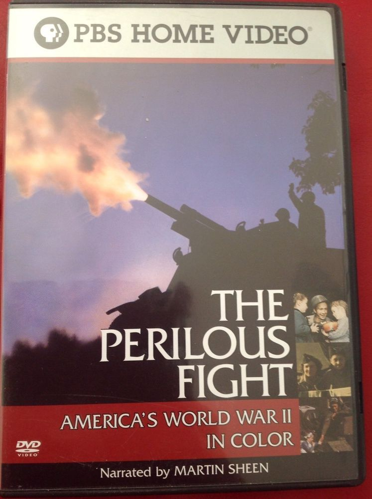 The Perilous Fight Pbs Video Americas World War Ii In Color Martin