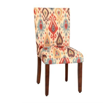 Ikat Parsons Chair ChairsConnectiveNookDining Room
