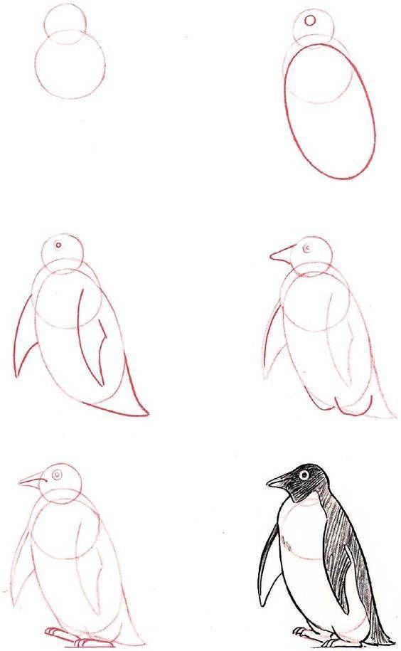 Dibujos A Lapiz Faciles Para Ninos 2 Cómo Hacer Dibujos Fáciles Como Dibujar Animales Dibujos A Lapiz Faciles