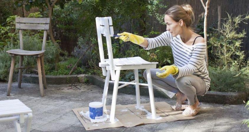 Riverniciare Mobili ~ Dipingere i mobili: i 5 errori che si commettono solitamente
