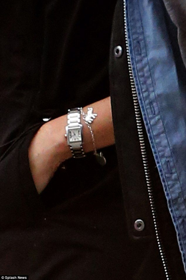 Meghan Markle wears elephant bracelet in Toronto after visit to Harry