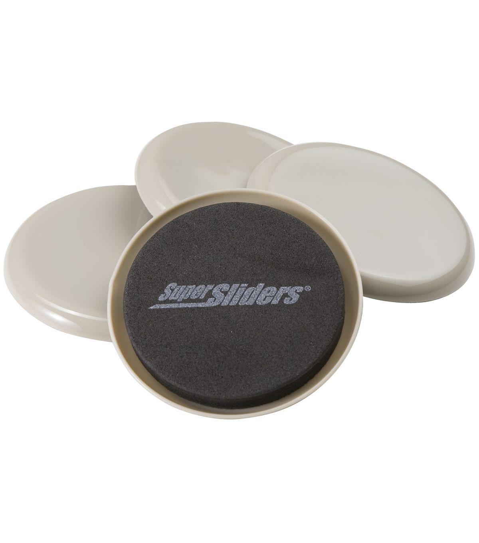 Super Sliders Reusable Carpet Sliders 3 5 4 Pack Furniture