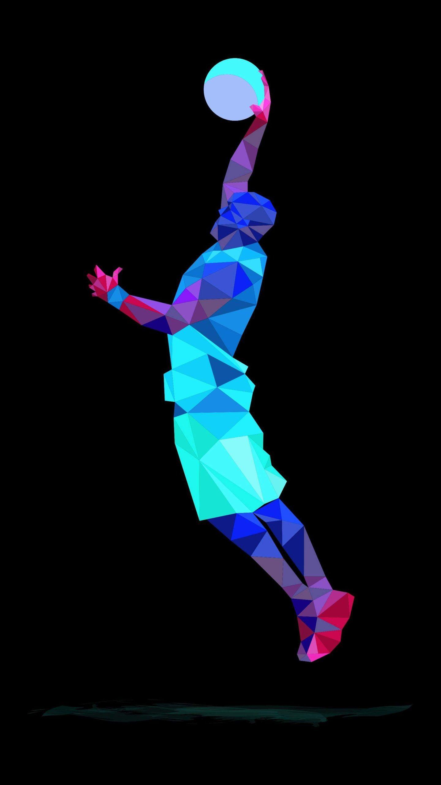AMOLED Basketball iPhone Wallpaper Check more at
