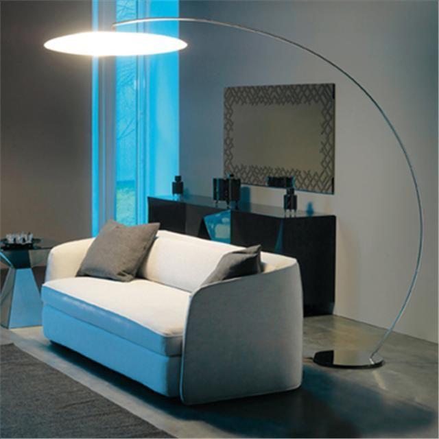 Astra Arc Modern Italian Floor Lamp