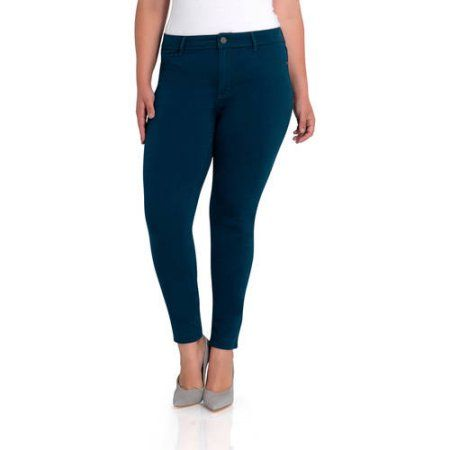 f4c9e87f3c Plus Size Jordache Plus Essential High Rise Super Skinny Jean