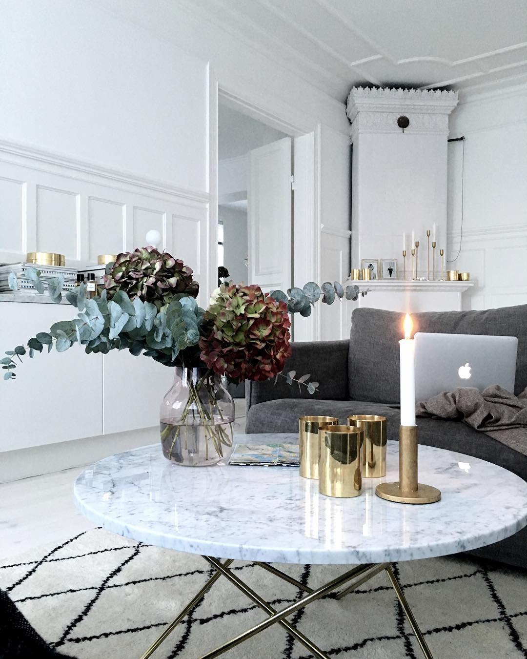 """Decor Inspiring Marble Coffee Table For Living Room: """"bor På Soffan Idag. Tusen Tack För Igår Alla Helt"""
