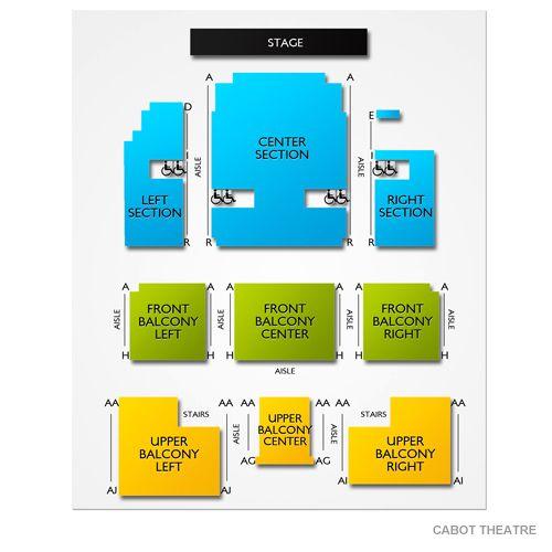 Cabot Theatre Theatre Theater Tickets Music Stuff