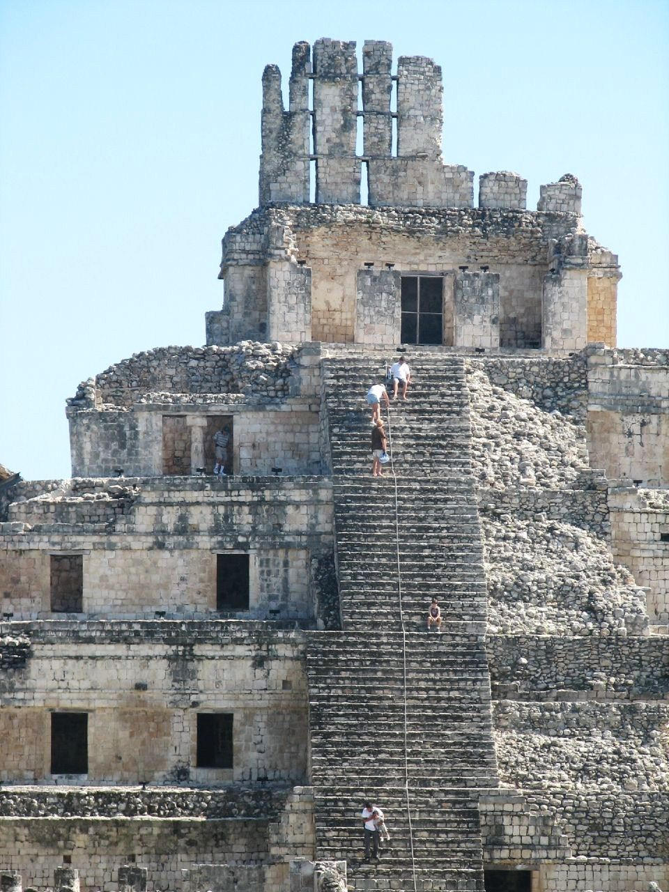 Scholars and archeologists divide the Maya development ...