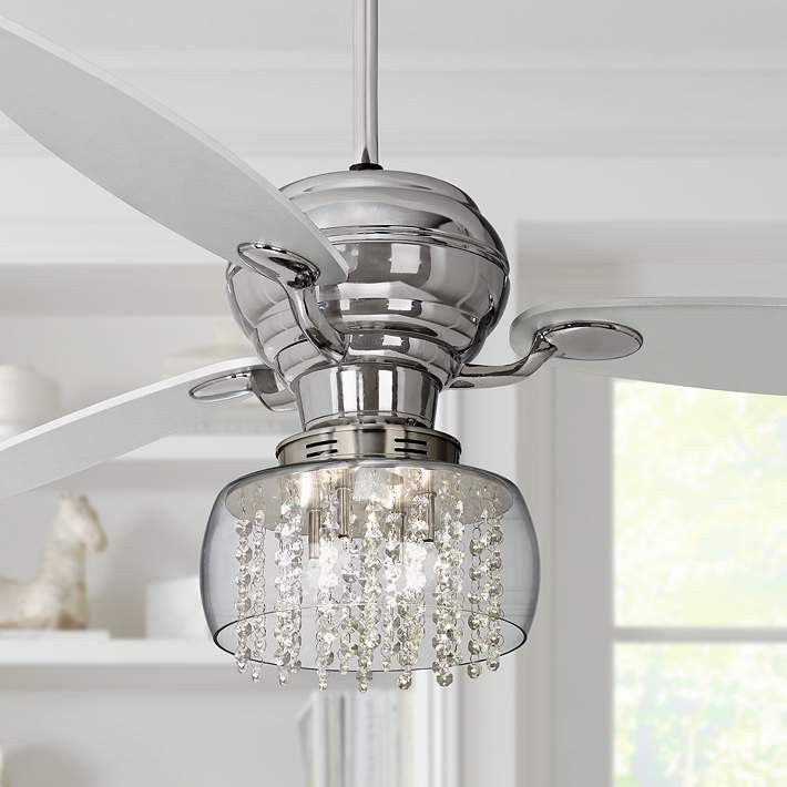 glam ceiling fans trendy another