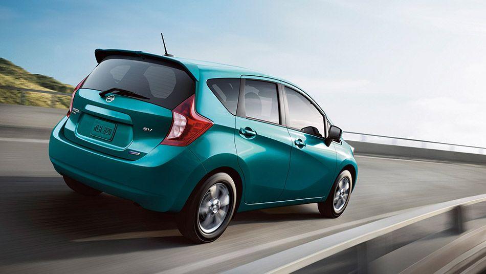 2015 Nissan Versa Note Colors, Photos Nissan USA