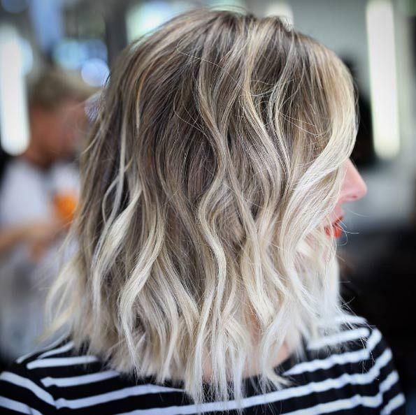 53 Beautiful Balayage Looks For Short Hair Met Afbeeldingen