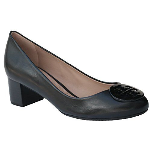 Tory Burch Patent Leather Logo Pumps extremely cheap price cheapest price for sale K3a9IIVv