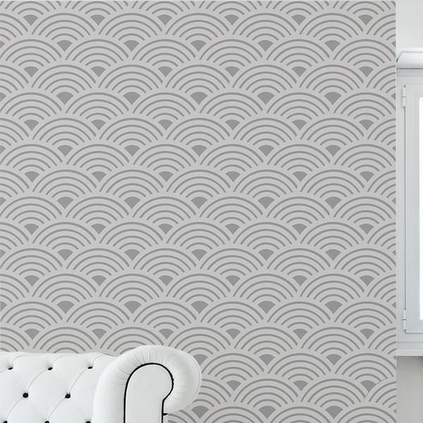 Dragon Scales Removable Wallpaper Removable Wallpaper Colorful Prints Mural Wallpaper