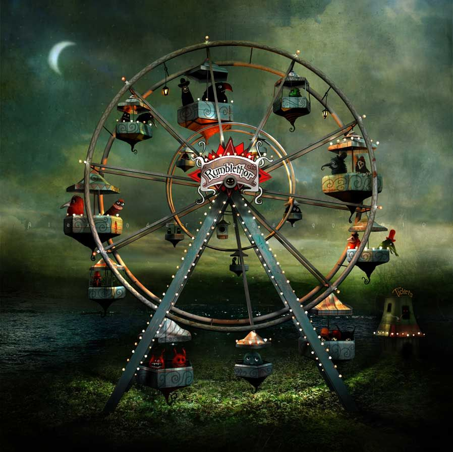 Alexander Jansson – Whimsical Illustrations | The Art Twist